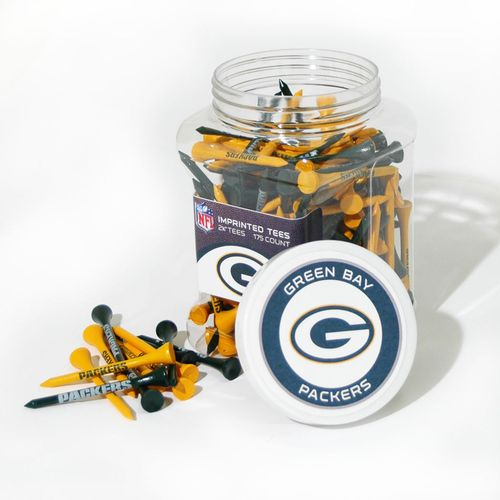 Team Golf Green Bay Packers Tees 175-Pack - view number 1