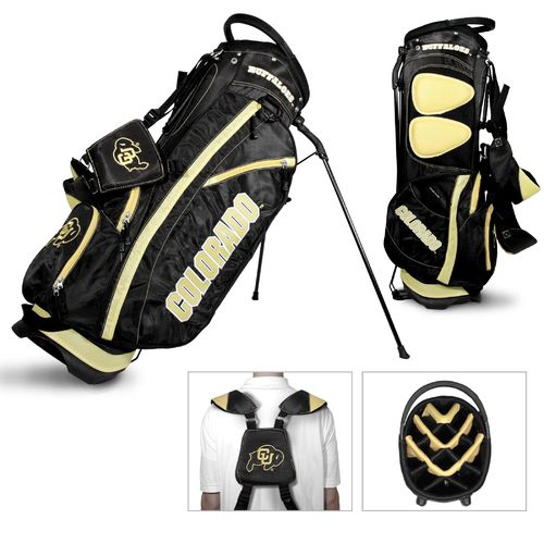 Team Golf University of Colorado Fairway Stand Golf Bag