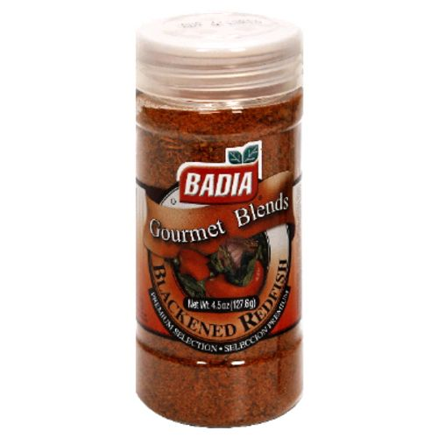 Badia blackened redfish seasoning academy for Blackened fish seasoning