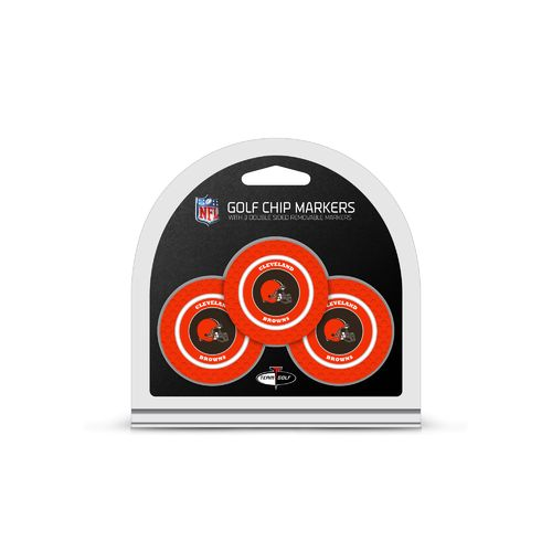 Team Golf Cleveland Browns Poker Chip and Golf