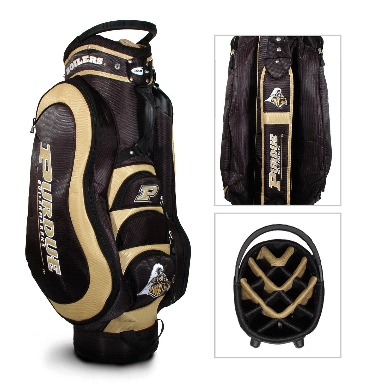 Team Golf Purdue University Medalist Cart Golf Bag