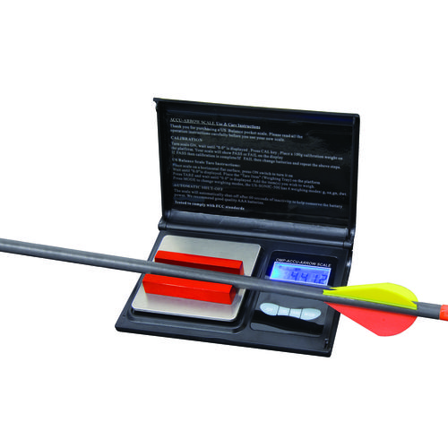 October Mountain Products Accu-Arrow Digital Archery Scale