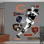Fathead Chicago Bears Mike Ditka Real Big Wall Decal