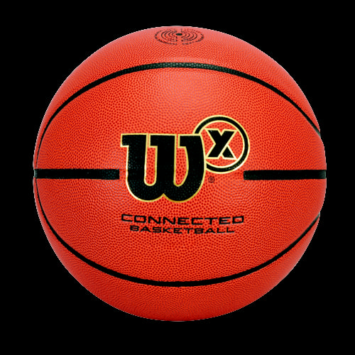 Display product reviews for Wilson X Connected Basketball