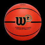 Wilson X Connected Basketball - view number 1