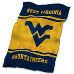 Logo West Virginia University Ultrasoft Blanket