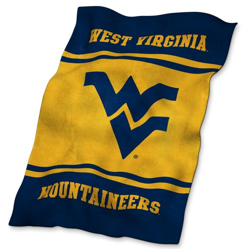 Logo™ West Virginia University Ultrasoft Blanket