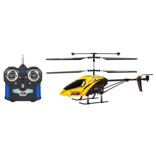 World Tech Toys X9 Extremely Tuff RC Helicopter