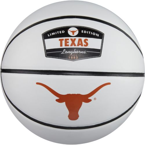 Rawlings® University of Texas Signature Series Full-Size Basketball