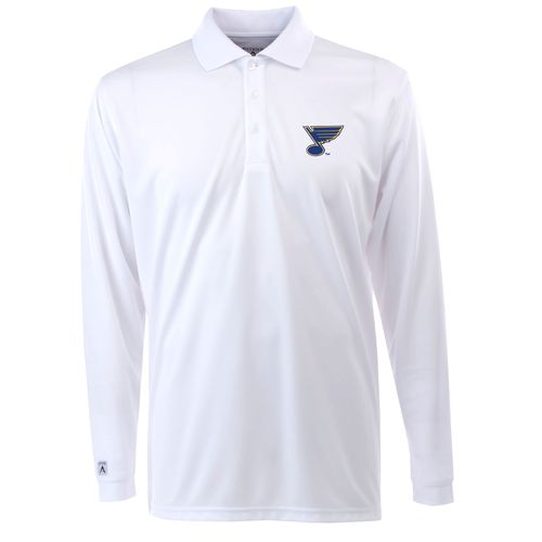 Antigua Men's St. Louis Blues Exceed Long Sleeve