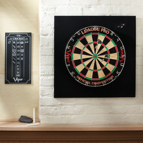 Viper League Pro Sisal Fiber Dartboard - view number 5
