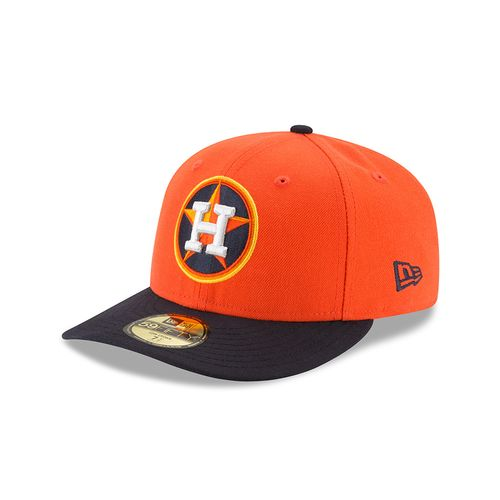 New Era Men's Houston Astros 2T Patched LC59FIFTY Cap