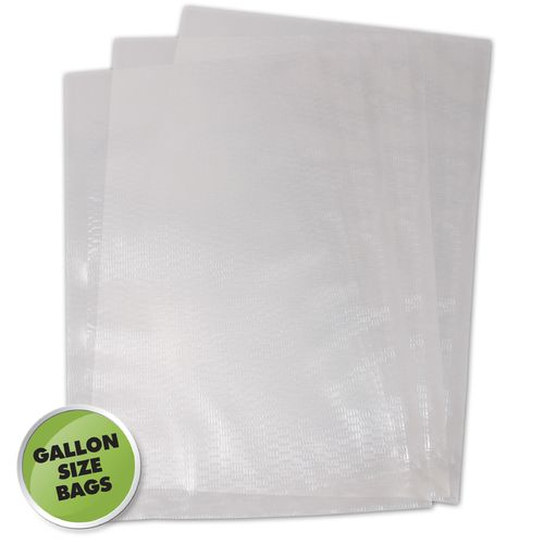 "Weston 11"" x 16"" Vacuum Bags 100-Pack"