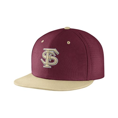 Nike™ Men's Florida State University True Vapor Fitted Cap