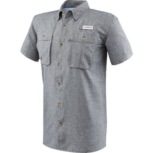 Magellan Outdoors™ Men's Aransas Pass Heather Short Sleeve