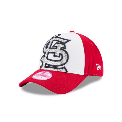 New Era Women's St. Louis Cardinals 9FORTY Glitter Glam Cap