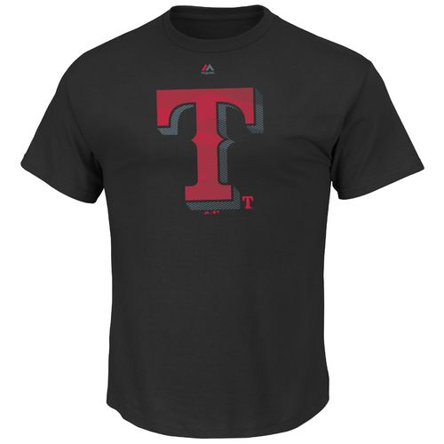 Majestic Men's Texas Rangers Superior Play T-shirt