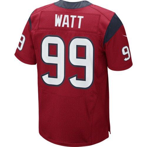 Nike Men's Houston Texans J.J. Watt #99 Elite