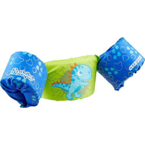 Display product reviews for Stearns Kids' Puddle Jumper Dinosaur Life Jacket