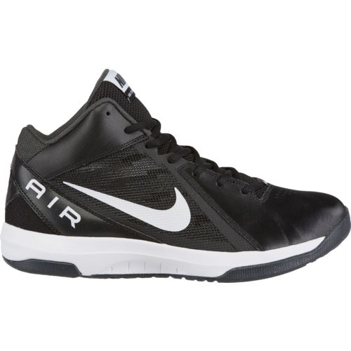 Display product reviews for Nike Men's Air Overplay IX Basketball Shoes