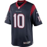 Nike Men's Houston Texans DeAndre Hopkins 10 Limited Team Jersey - view number 2