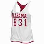 Colosseum Athletics Women's University of Alabama Triple Crown Reversible Tank Top