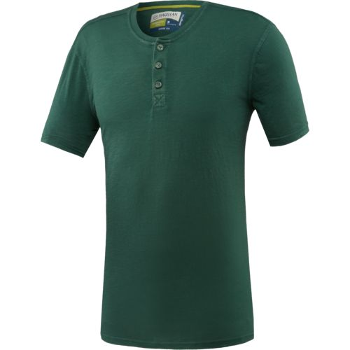 Magellan Outdoors™ Men's Lost Trail Slub Short Sleeve Henley