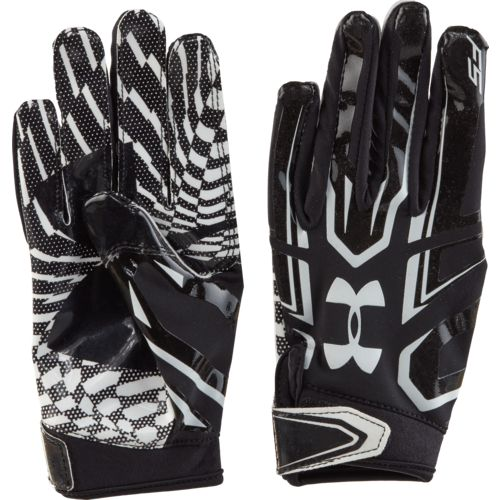 Under Armour Youth F5 Football Gloves - view number 1