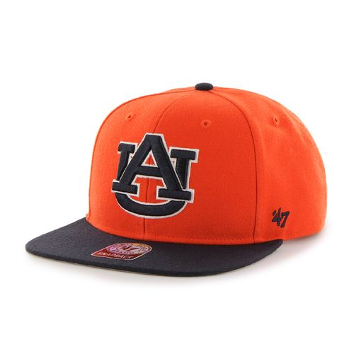 '47 Men's Auburn University Sure Shot 2-Tone Captain Cap