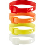 BugBand Repellent Wristbands Family 4-Pack