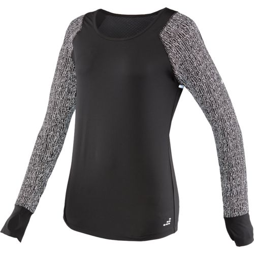 BCG Women's Run BioViz Long Sleeve T-shirt