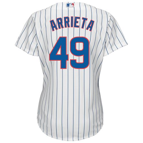 Majestic Women's Chicago Cubs Jake Arrieta #49 Cool