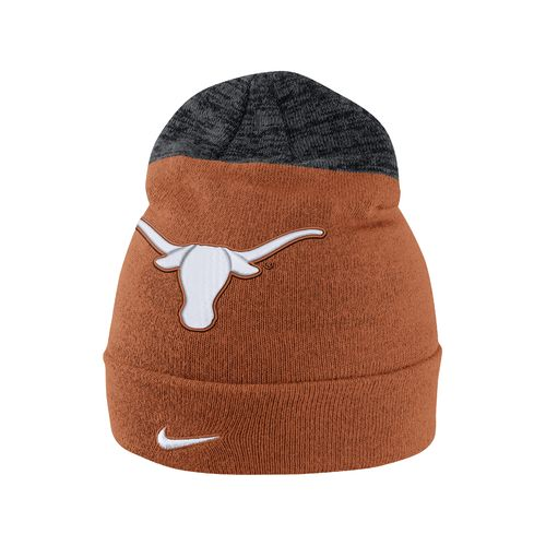 Nike Men's University of Texas Sideline Knit Cap