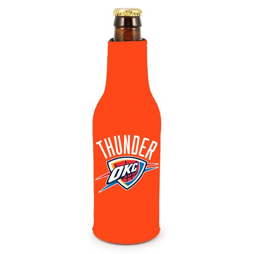 Kolder Oklahoma City Thunder Bottle Suit™ 12 oz. Bottle Insulator - view number 1