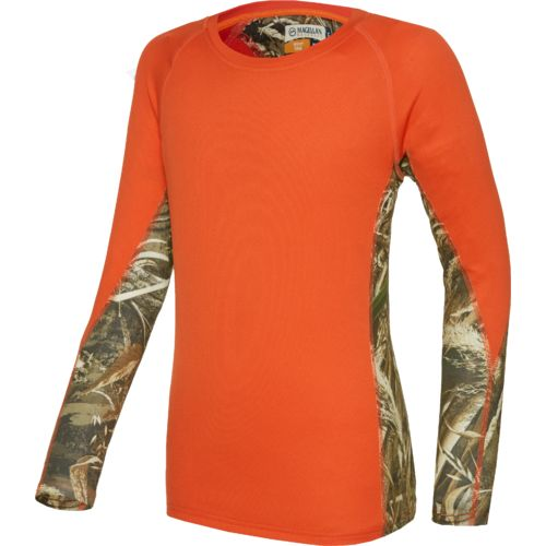 Magellan Outdoors™ Boys' Hunt Gear Colorblock Performance T-shirt