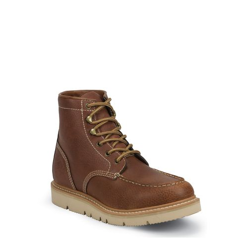 Justin Men's Original Action Work Boots