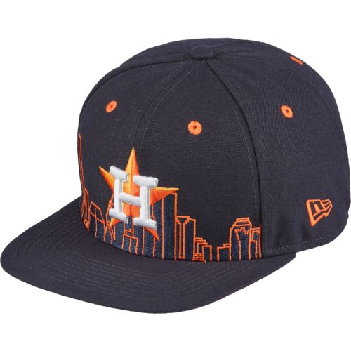 New Era Men's Houston Astros Skyline 9FIFTY® Snapback Cap