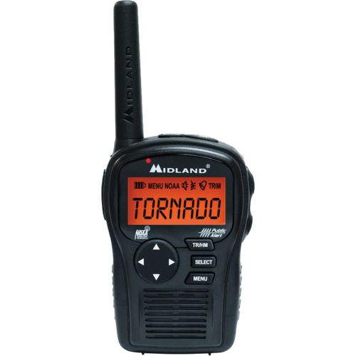 Midland™ E+READY Portable Weather Alert Radio - view number 3