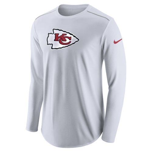 Nike Men's Kansas City Chiefs Long Sleeve Player Top