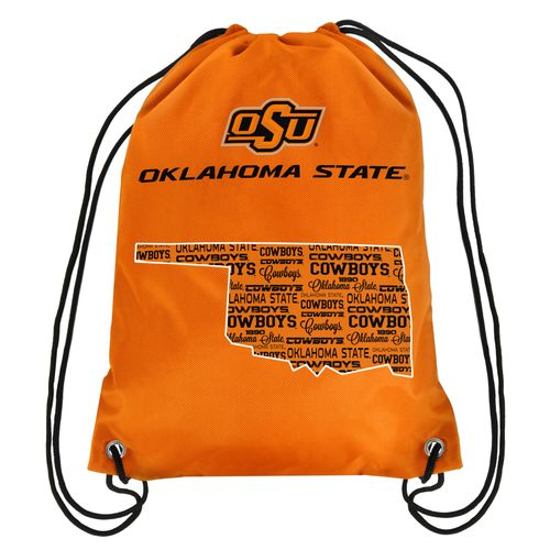 Forever Collectibles™ Oklahoma State University Drawstring Backpack