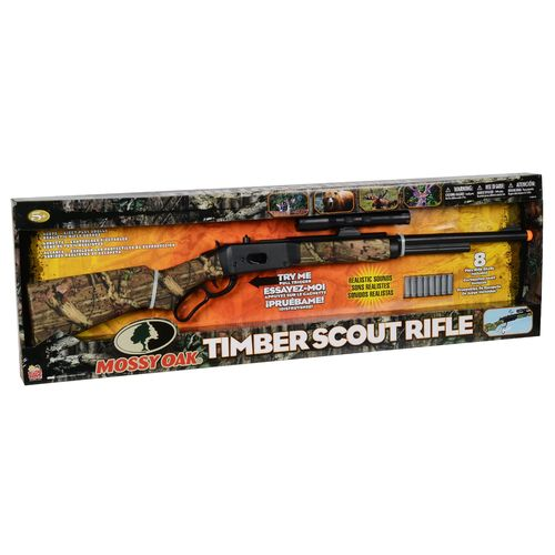 Mossy Oak™ Kids' Camo Toy Timber Scout Rifle - view number 2