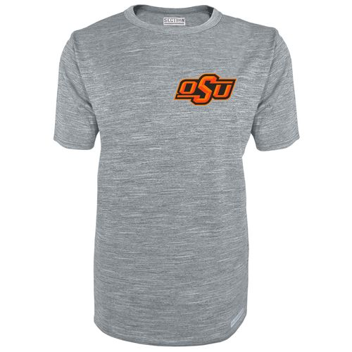 Majestic Men's Oklahoma State University Section 101 Without Walls T-shirt