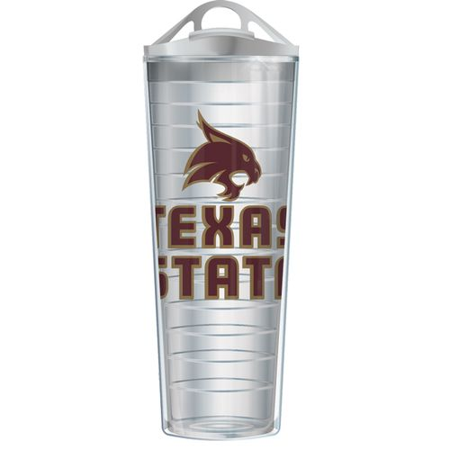 Signature Tumblers Texas State University 28 oz. Sport