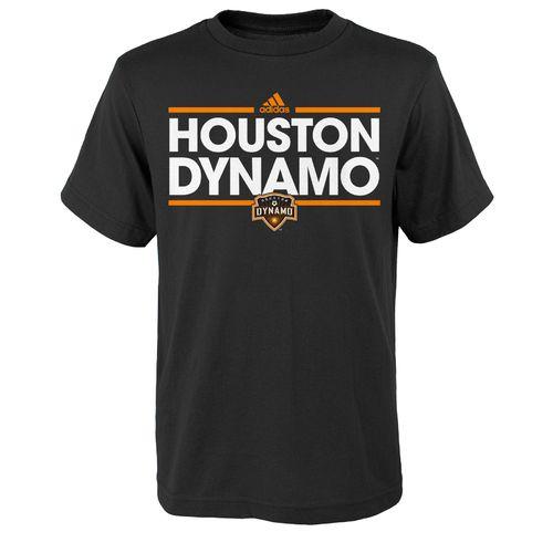 adidas™ Boys' Houston Dynamo Dazzler T-shirt