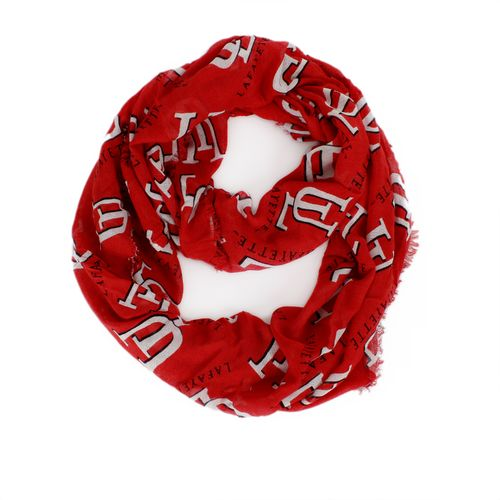 ZooZatz Women's University of Louisiana at Lafayette Infinity Scarf