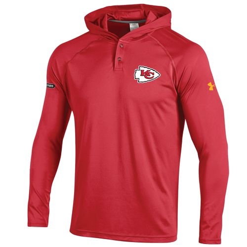 Under Armour™ NFL Combine Authentic Men's Kansas City Chiefs Tech Hoodie