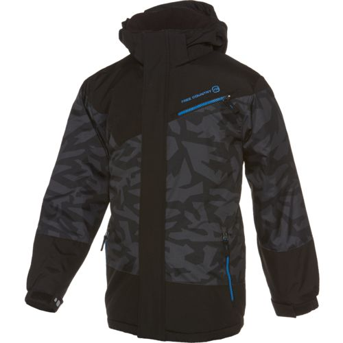 Free Country Boys' FXC Extreme Performance Series Boarder Jacket