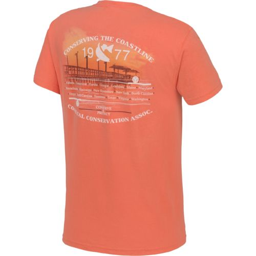 CCA™ Men's Sunset Pier T-shirt