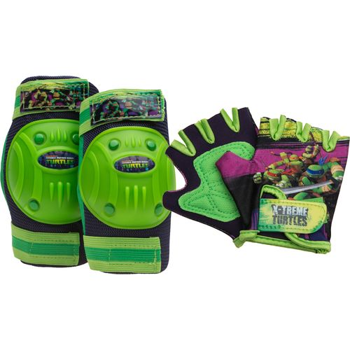 Teenage Mutant Ninja Turtles Kids' Protective Pad and Glove Set