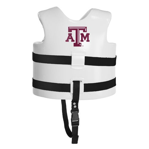 TRC Recreation Kids' Texas A&M University Super Soft™ Life Vest - view number 3